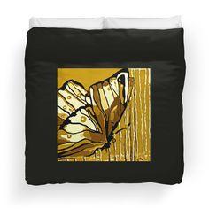 Autumn Butterfly Brown Intense #2:Saundramylesart