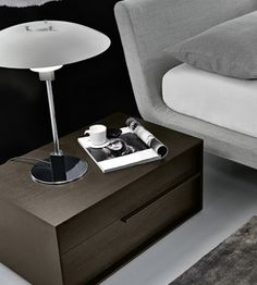 The best of luxury nightstands and bedside tables in a selection curated by Boca do Lobo to inspire interior designers. Discover unique nightstands for your bedroom. Home Bedroom, Bedroom Furniture, Home Furniture, Bedrooms, Contemporary Bedroom, Contemporary Furniture, Mens Bedding Sets, Plywood Table, Drawer Unit