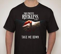 TS The Pretty Reckless - take me down