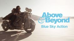 Above & Beyond Feat. Alex Vargas - Blue Sky Action (Official Music Video) #music #happy