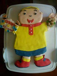 Tarta Calliou Calliou cake