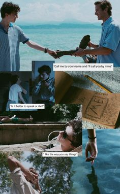 call me by your name call me by your name The Effective Pictures Call Me By, I Call You, Male Actors Under 30, Your Name Quotes, Your Name Wallpaper, Parejas Goals Tumblr, Timmy T, Movies And Series, Actor Headshots