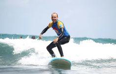 Pure fun #Oceanside #Quiksilver #SurfSchool #LasCanteras #Beach #LasPalmas #GranCanaria #CanaryIslands #Surf