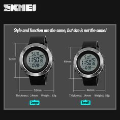 Item Type: Digital WristwatchesFeature: Back Light,Alarm,Water Resistant,Multiple Time Zone,Week Display,Chronograph,Shock Resistant,Stop Watch,Complete Calenda