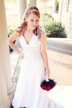 My Favorite Bridal Shot :)