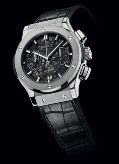 Hublot the Classic Fusion Chrono Aero Titanium & King Gold (PR/Pics/Watch http://watchmobile7.com/data/News/2013/01/130129-hublot-CLASSIC_FUSION_CHRONO_AERO.html) (1/4)