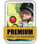 Video premium Luz VErde, educación vial para niños