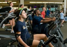 DEVELOP HEALTHY HABITS AT THE REC CENTER - at The University of Akron  Get aquainted and keep fit - mind, body & soul