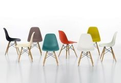 Vitra Eames DSW | Nest, Eames chairs and Eames dsw chair