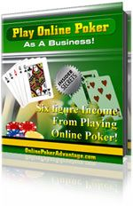Online Poker Strategy - Play Online Poker As A Business is a membership web site that will give you tips on how to win at online Texas Hold'em Poker. By following the techniques on this site, you can earn a six-figure income. You have to learn to fold when you're beaten, even when you're holding an ace.
