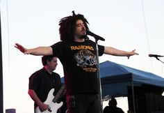 Adam Duritz Of The Counting Crows | GRAMMY.com