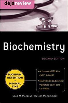 Download textbook of medical biochemistry pdf free all medical deja review biochemistry usmle books pdf usmlebookspdf step1 step2 fandeluxe Images