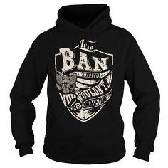 It's a BAN Thing T Shirts, Hoodies, Sweatshirts. CHECK PRICE ==► https://www.sunfrog.com/Names/Its-a-BAN-Thing-Eagle--Last-Name-Surname-T-Shirt-Black-Hoodie.html?41382