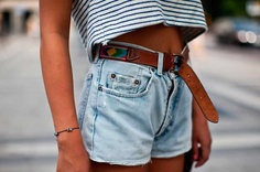 Crop Tops - summer trend via Trendy Mondays