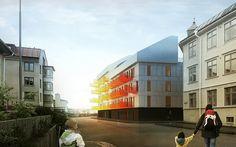 kollegium - Kjellgren Kaminsky Architecture
