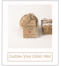 2015 trending country rustic wedding favor tags