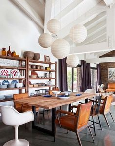 From VINTAGE LUXE posted by My Modern House