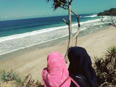 Ngantep Beach , Malang , East Java - Indonesia