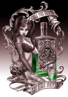 Top Gothic Fashion Tips To Keep You In Style. Consistently using good gothic fashion sense can help Tattoo Girls, Pin Up Girl Tattoo, Pin Up Tattoos, Girl Tattoos, Arte Cholo, Cholo Art, Chicano Art, Dark Fantasy Art, Dark Art