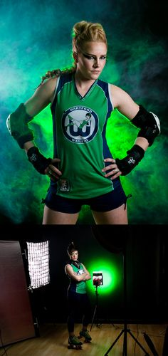 Hartford Area Roller Derby // Hartford Wailers  By David Apuzzo