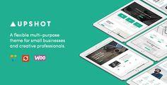 Upshot - Business Multi Purpose WordPress Theme