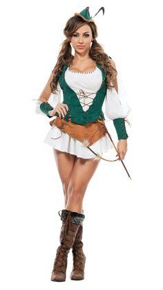 dc84e933ee Starline Sherwood Beauty Costume Women s Costume - Nastassy