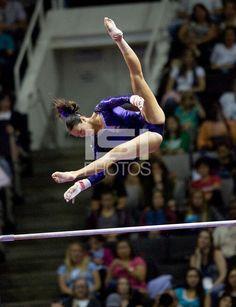 Anna Li 2012 Olympic Trails gymnastics gymnast #KyFun uneven bars