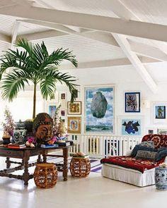 décoration maison bresilienne