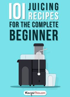 Welcome to my Juicing Recipes and more specifically 101 Juicing Recipes For The Complete Beginner. This 101 Juicing Recipes Round Up is sponsored by The Nutri-Stahl Juicer Machine Whether you are into… Easy Juice Recipes, Green Drink Recipes, Free Recipes, Juicing Recipes For Beginners, Juices For Energy, Centrifugal Juicer, Best Juicer, Juice Extractor, Juicing Benefits