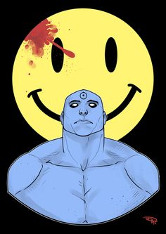 Doctor Manhattan by DenisM79.deviantart.com on @DeviantArt