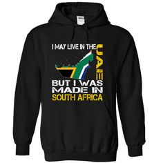 I May Live in the United Arab Emirates But I Was Made in South Africa