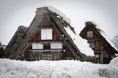 Shirakawago Snow Houses