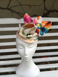 BY MIJA #millinery #hats #HatAcademy