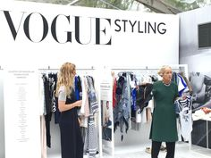 colville lucinda chambers - Google Search Lucinda Chambers, Vogue Fashion, Stylists, Kimono Top, Coat, Jackets, Google Search, Women, Style