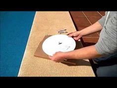 ( ͡° ͜ʖ ͡°) NUEVO Foco LED piscina SOLAR ☀️ Ledecsun, sin instalacion, sin cables, encendido automático, se coloca en 5 minutos.¡Instalación Fácil! Intex Pool, Encendido, Solar, Home Appliances, Spot Lights, Pools, House Appliances, Appliances