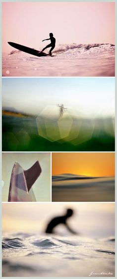 French surf photographer César Ancelle-Hansen for a great daily dose of surf