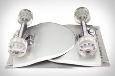 snap x aircraft aluminum x foldable skateboad