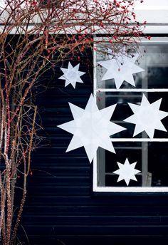 Les jolies choses de Noël #5 / Décorer l'extérieur / Blog Atelier rue verte / Photos Christian Petersen /