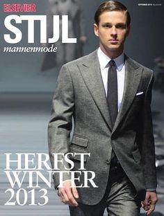 Elsevier STIJL Mannenmode Herfst/Winter 2013