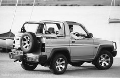 DAIHATSU FEROZA #DAIHATSU #FEROZA http://www.gebrauchtwagenprivat.com/bilder/
