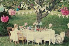 {Party Trend} Beautiful Buntings - Glorious Treats