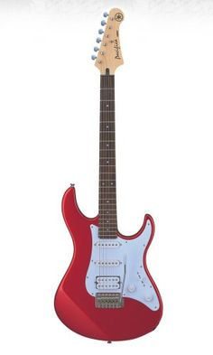 Yamaha ヤマハ Pacifica Series PAC012 Electric Guitar Bundle - Metallic Red 並行輸入品 ヤマハ(YAMAHA) http://www.amazon.co.jp/dp/B00FANCCJE/ref=cm_sw_r_pi_dp_eOb-ub0918F97