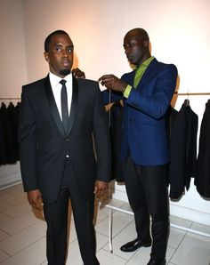 diddy in an ozwald boateng suit - Google Search
