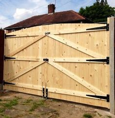 wood fence driveway gate. wooden driveway gate tu0026g 6ft high 8ft wide total free t hingesu0026lock wood fence i