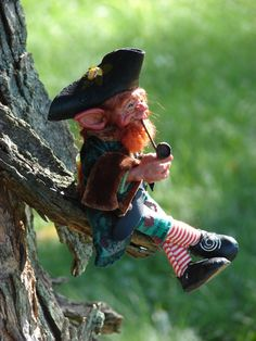 Leprechaun Pictures | Los leprechauns aparecen raramente en los cuentos populares irlandeses ...