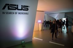 Authentic Beauty - Asus @ MDW 2013 - Day 0