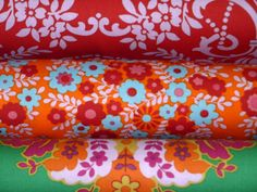 bright floral bundle by bumbletees on Etsy