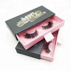 84ee3963e31 Wholesale Private label lashes box wholesale slide drawer eyelash packaging  custom false eyelash packaging box From