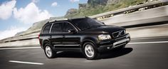 Volvo XC90 - family car may be something like this