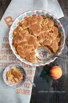 Fresh peaches are at the heart of this mouth-watering recipe for traditional peach cobbler. Easy recipe and step by step photos every step of the way. Food Photography Styling, Food Styling, Photography Lessons, Styling Tips, Amazing Photography, Photography Ideas, Perfect Peach, Food Displays, Dessert Recipes